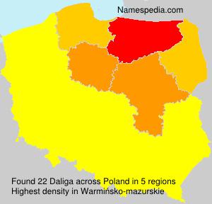 Daliga