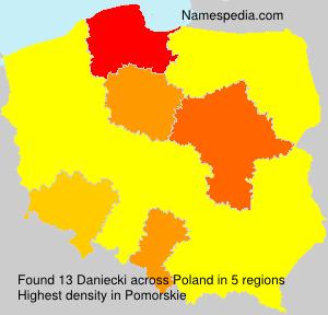Daniecki