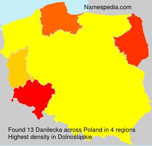Danilecka