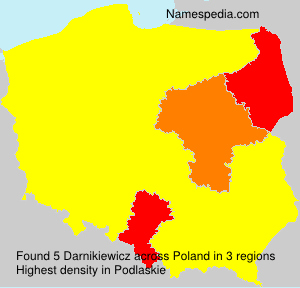 Darnikiewicz - Poland