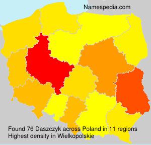 Daszczyk