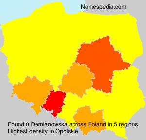 Demianowska - Poland