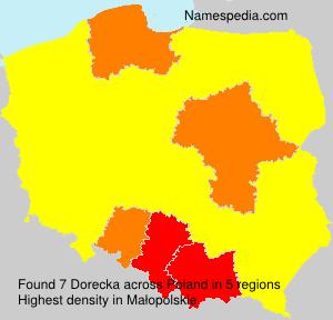 Dorecka