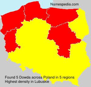 Dowda