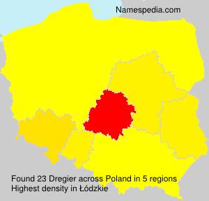 Dregier - Poland