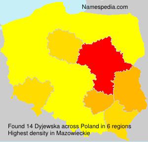 Dyjewska