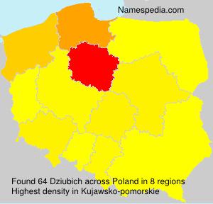 Dziubich - Poland