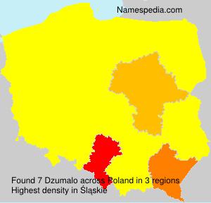 Dzumalo - Poland