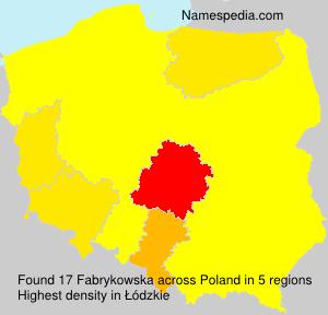 Fabrykowska