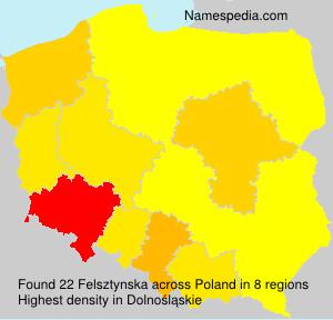 Felsztynska - Poland