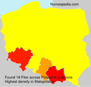 Surname Fiter in Poland