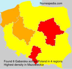 Gabarska