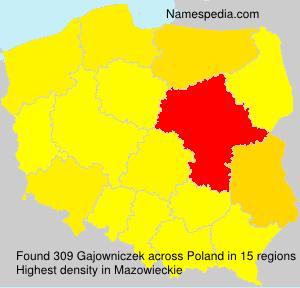 Gajowniczek