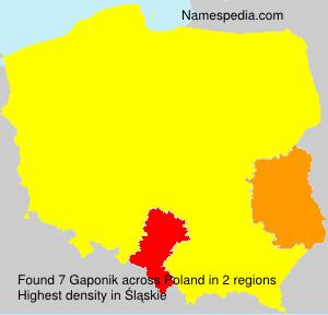 Gaponik