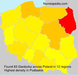 Gardocka