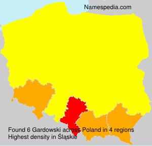 Gardowski