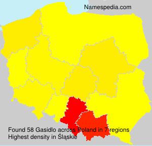 Gasidlo