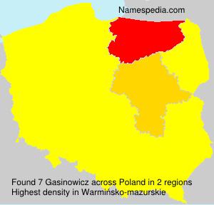 Gasinowicz