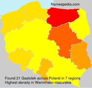 Gastolek