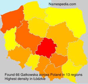 Gatkowska