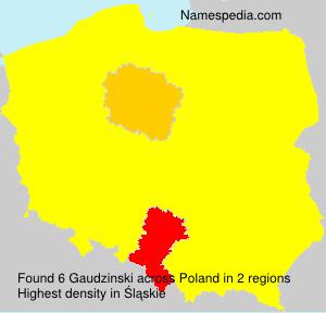 Gaudzinski