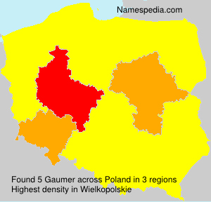 Gaumer