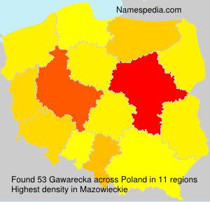 Gawarecka