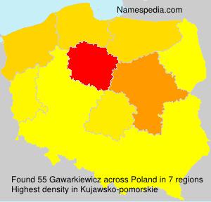Gawarkiewicz