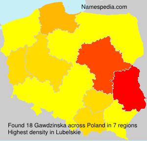 Gawdzinska