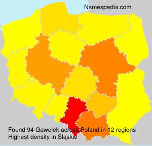 Gawelek