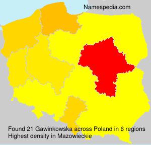 Gawinkowska