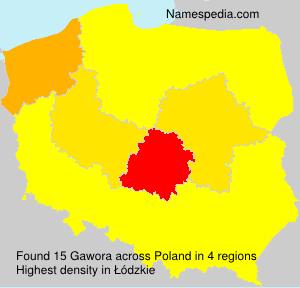Gawora