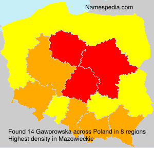 Gaworowska