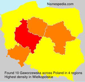Gaworzewska