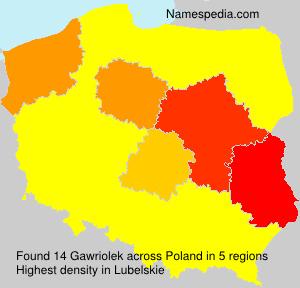 Gawriolek