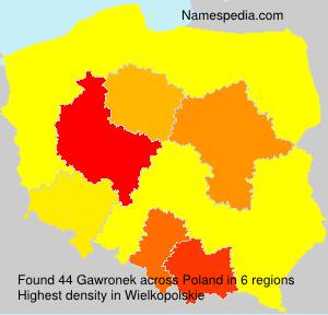 Gawronek