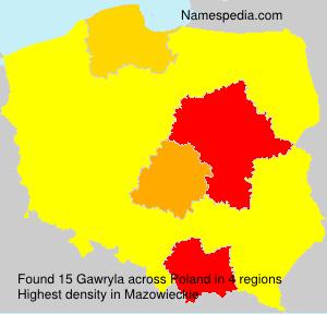 Gawryla