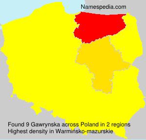 Gawrynska