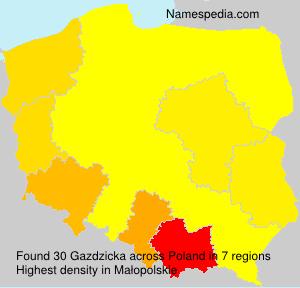 Gazdzicka