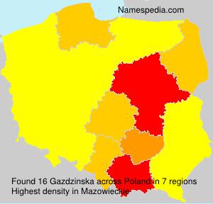 Gazdzinska
