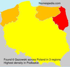 Gazowski