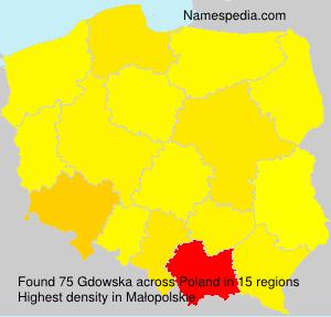 Gdowska