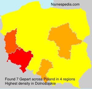 Gepart