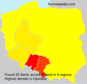 Gerlic - Poland