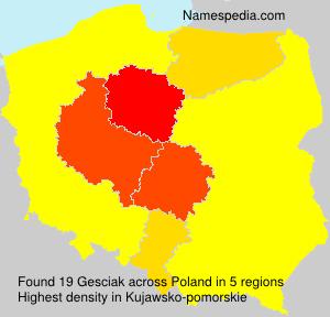 Gesciak