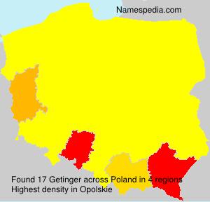 Getinger