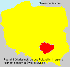 Gladysinski - Poland