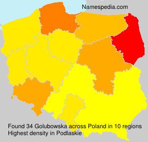 Golubowska - Poland