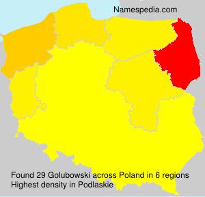 Golubowski - Poland