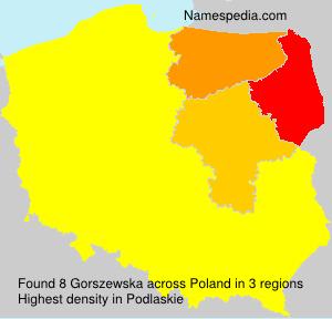 Gorszewska
